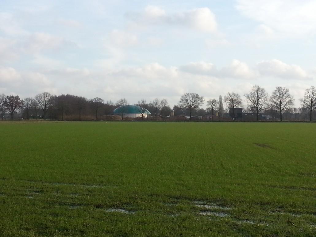 Biogas - Nistelrode