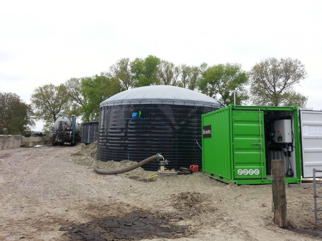 Biogas - Wolfert hoek